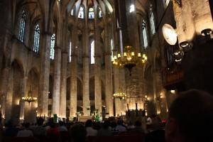037 Inside Basilica De Santa Del Mar