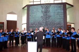 121 Choir in Concert