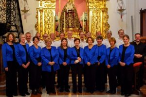 Tour choir in Seville 2019
